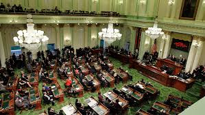 Image: California Senate