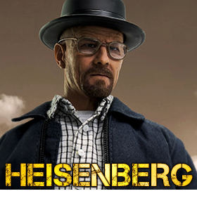 1/6 SCALE BREAKING BAD HEISENBERG