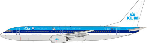 JF-737-8-018 | InFlight200 1:200 | Boeing 737-8K2 PH-BXN (with stand) | is due: June 2020
