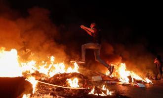 """""""Βροχή"""" οι ρουκέτες κατά Ισραήλ-Ξεκίνησε η νέα Ιντιφάντα με προτροπή της Άγκυρας"""