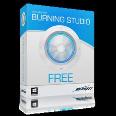Boxshot Ashampoo® Burning Studio FREE