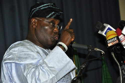 Atiku is unhappy with the result of the election he lost to Buhari in February