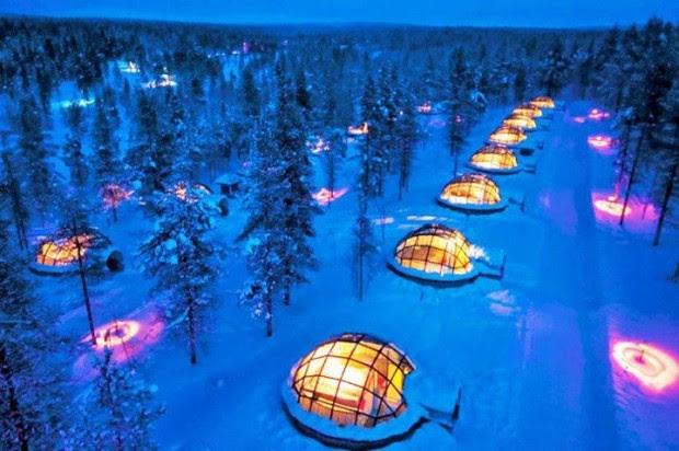 Glass-Igloo-Village-Hotels-Finland
