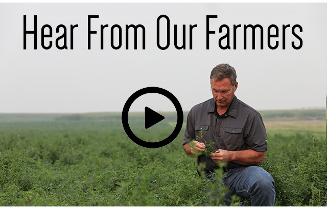 Hear From Our Farmers