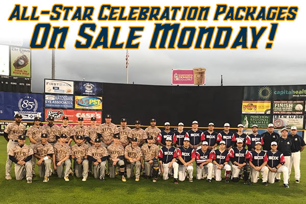 ASG Ticket Package On Sale Now