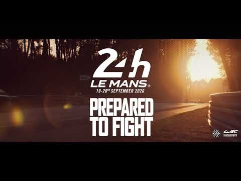 One week countdown until this year's 24 Hours of Le Mans.