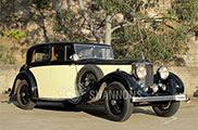 1934 Rolls-Royce 20/25 HJ.Mulliner Saloon