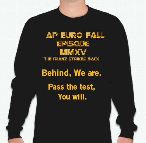 AP Euro DBQ....UNIT 4??