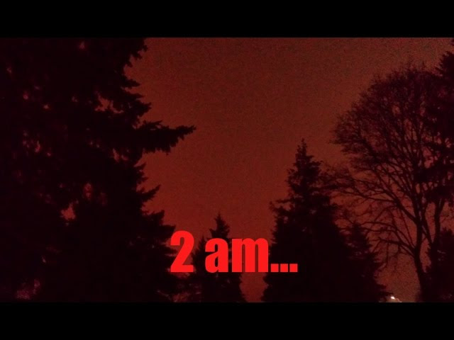 Overnight Sky Phenomenon Sweeping N America! | Source 'Unknown'...  Sddefault