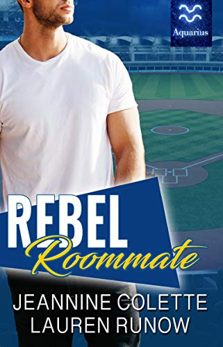 Cover for 'Rebel Roommate'