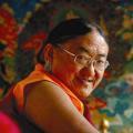 Sa Santedat Sakya Trizin visita la Fundació Casa del Tibet