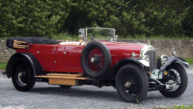1925 Bentley 3 Litre Tourer