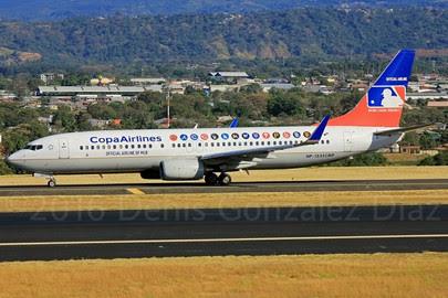PH04317 | Phoenix 1:400 | Boeing 737-800 Copa Airlines HP-1533 | is due: June 2020