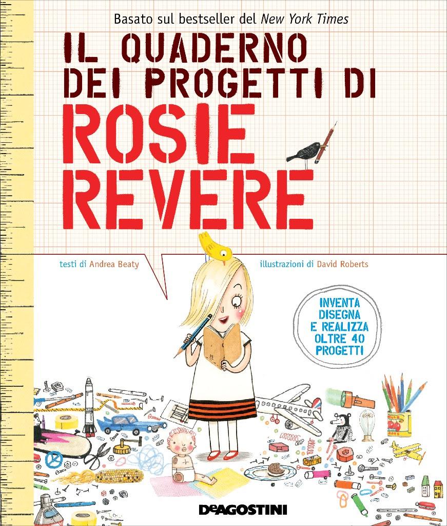 Il quaderno di Rosie Revere