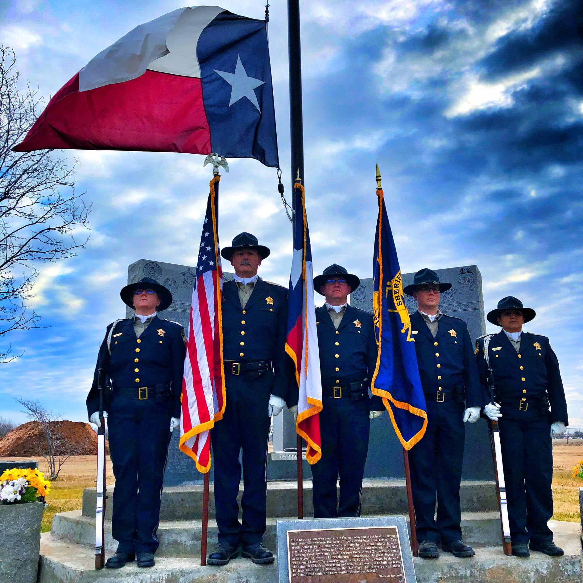 Joe Marr Wilson Law Firm @ Llano East in the Field of Honor