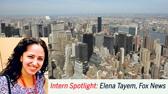 EHS Summer Intern Profile