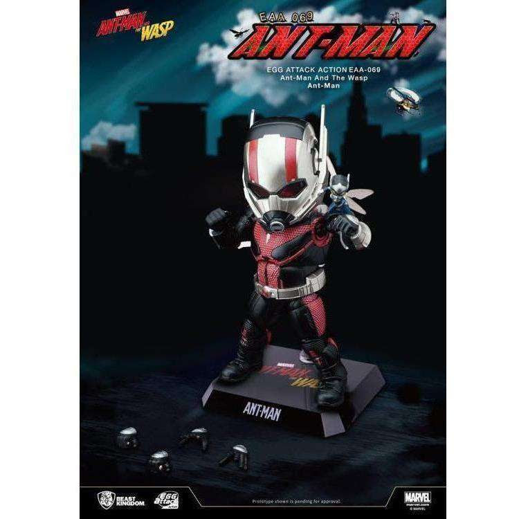 Image of Ant-Man and the Wasp Egg Attack Action EAA-069 Ant-Man PX Previews Exclusive