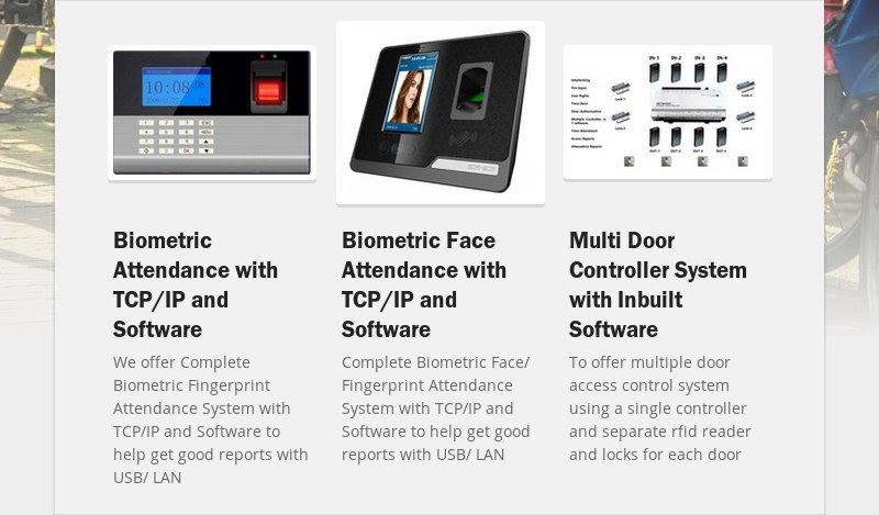 Fingerprint Attendance System   Biometric Finger Face RFID