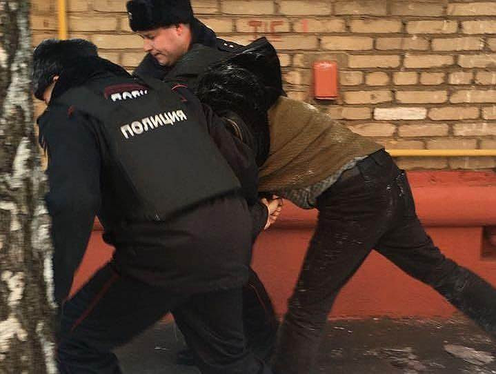 Mark Galperin arrested in Moscow