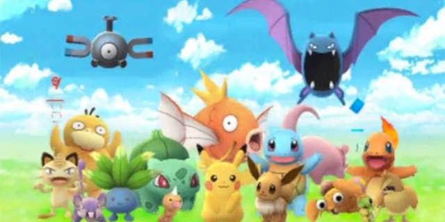 servidor pokemon
