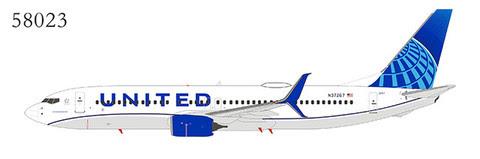 Boeing 737-800 United N37267 | is due: August 2019