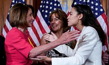 Nancy Pelosi's disdain for the Squad is not a good look for a leader