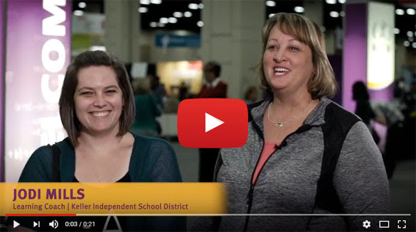 Past Participants describe NCTM Annual Meeting