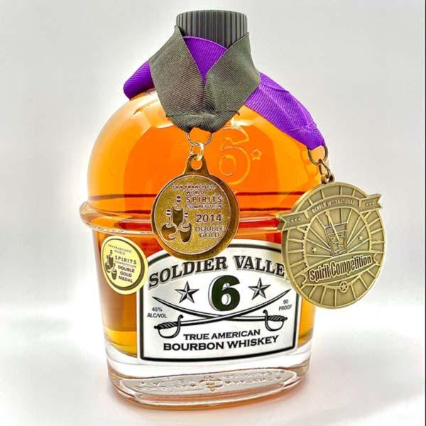 Soldier Valley True American 6 Bourbon