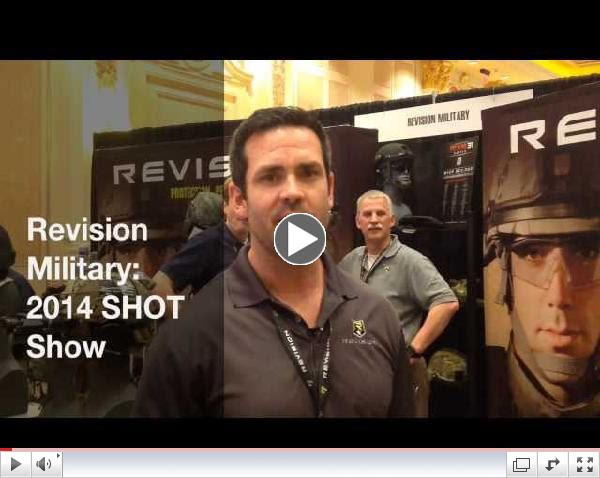 Revision Military at the 2014 SHOT Show