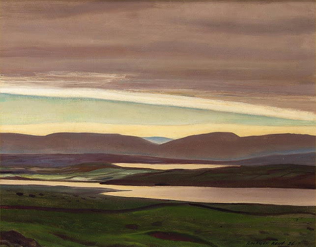 Salmon Waters, Ireland, 1926-7 (643x504, 274Kb)