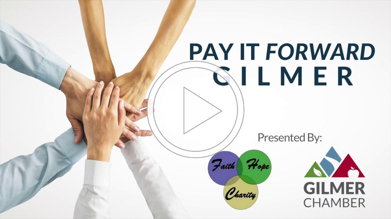 Pay it Forward Gilmer Challenge
