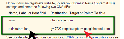 paste DNS settings in Namecheap