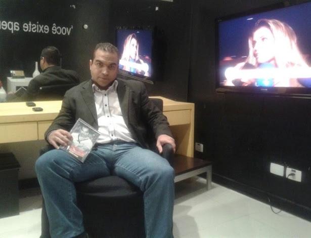 O ex-ator pornô Giuliano Ferreira, 35, se tornou pastor em São Carlos, interior de SP