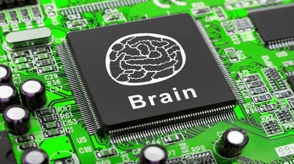 cerebro computador <a href= - Inmortalidad artificial