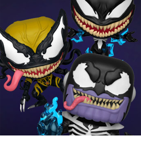 FUNKO POP VENOM SERIES