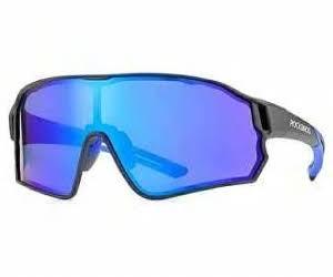 Kacamata Sepeda ROCKBROS Blue Polarized 10138 (Kode 010))