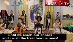 Philadelphia: Authorities cave to Muslim group over Muslim kids dancing to chopping heads jihad song, take no action