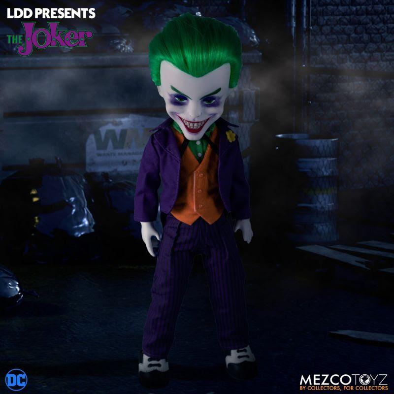 Image of LDD Presents: DC Comics The Joker - FEBRUARY 2020