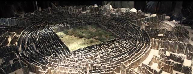 le labyrinthe-bloc