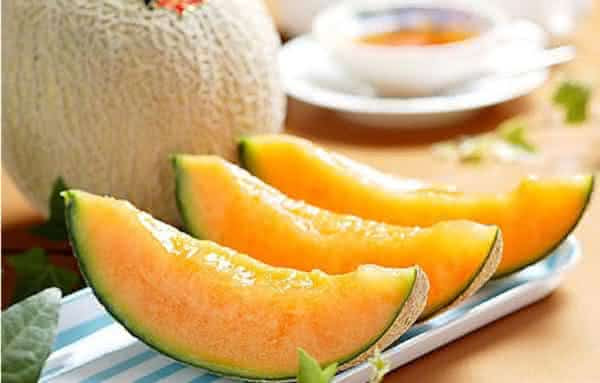Yubari King Melons mais caro