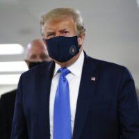 Report: Trump vaccinated against COVID-19