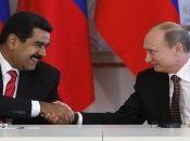 Las relaciones entre Venezuela y Rusia han tenido un acercamiento estratégico durante las gestiones de los presidente Putin y Nicolás Maduro.