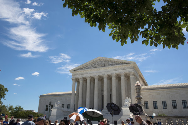 The Supreme Court is hearing two important cases in which the Trump administration has switched sides from its predecessor.