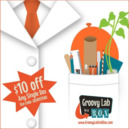 Groovy Father`s Day Savings!