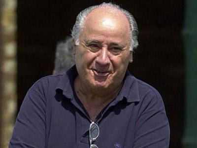 Amancio Ortega Lara, fundador de Inditex.