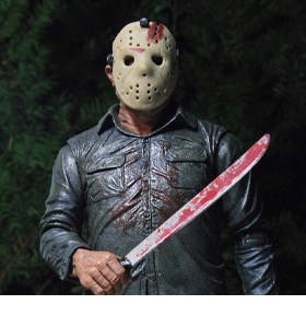 Friday the 13th: The Final Chapter Ultimate Jason Figure