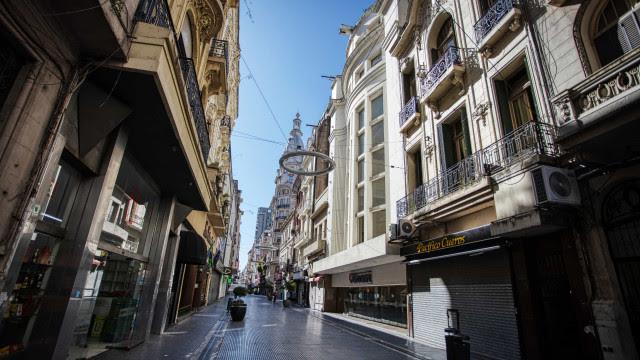 Argentina suspende voos de Brasil, Chile, México e Reino Unido