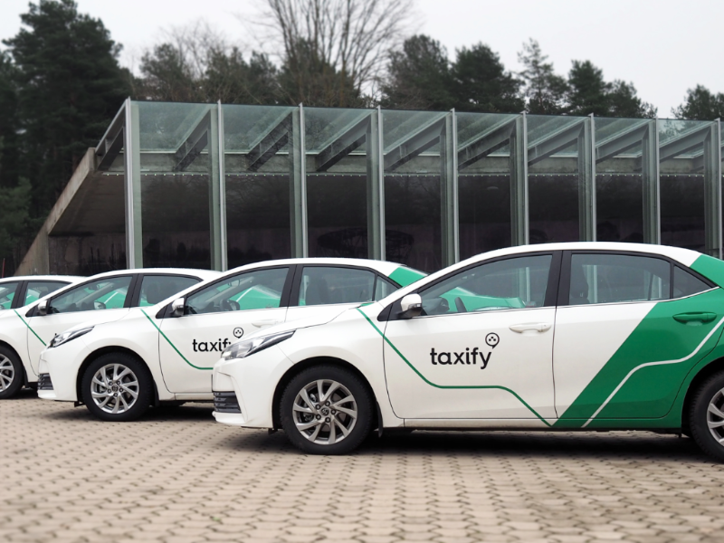 Taxify raises $175M led by Daimler at a $1B valuation