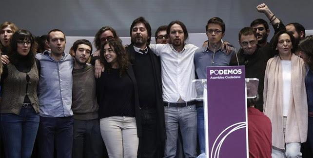 Equipo de Podemos
