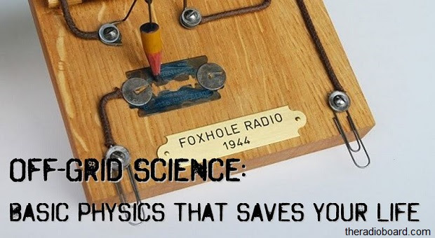 Off-Grid Science: Basic Physics That Saves Your Life